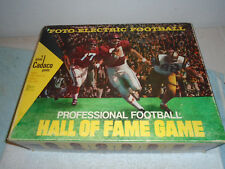 VINTAGE 1971 CADACO FOTO-ELECTRIC PRO FOOTBALL HALL OF FAME GAME