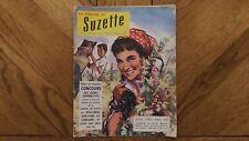 Revue Hebdomadaire Vintage « La Semaine De Suzette – N°40 – 29 Aout 1957 » BE
