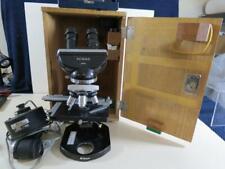 Nikon Electronic Microscope in Original Box w/ Extra Pieces