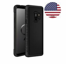 Samsung Galaxy S9 / S9 Plus Cover Case Slim Silicone Rugged TPU Protective