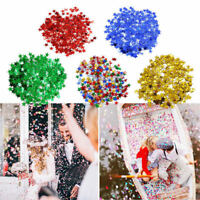 Wedding Party Sparkle Scatter Stars Table Confetti Foil Birthday  Decorations