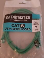 2m Cat6 6e Ethernet LAN Network Cable RJ45 24AWG 100Mbps/1Gbps