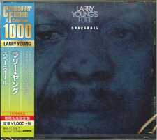 LARRY YOUNG-SPACEBALL-JAPAN CD B63