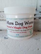 Natural Diatomaceous Earth Dog Puppy Dewormer Treatment Parasite Control Powder