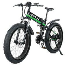 Electric Bicycle 48V12Ah 1000W with LCD Display E-Bike & (Li) Removable Battery