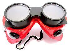 Flip Up  Welding Goggles - Gas Welding & Plasma Cutting  Protective Eyewear