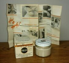 Vintage 60's  Antiphlogistine poultice pack/packaging/grocery/chemist