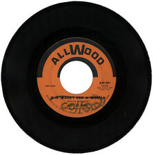 """BILLY JOE ROYAL  """"IF IT WASN'T FOR A WOMAN c/w WAIT FOR ME BABY""""  NORTHERN SOUL"""