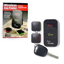 2 Key Chain Wireless Lost Key Finder Locator Remote Control Transmitter New !
