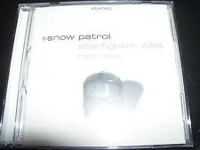Snow Patrol Starfighter Pilot Remixes CD Single
