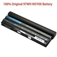 New Dell E6420 E6520 9 Cell Battery 97Wh Genuine M5y0x 312-1163 HCJWT