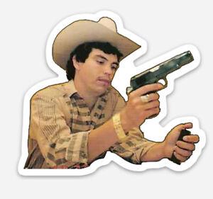 Chalino Sanchez Sticker El PELAVACAS Corridos