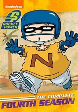 Rocket Power Complete 4th Fourth Season 4 DVD Set Complete Nickelodeon Series TV