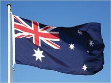 Australian Horizontal Flag | 1800 x 900mm Polyester Knit 110gm | Screen Printed