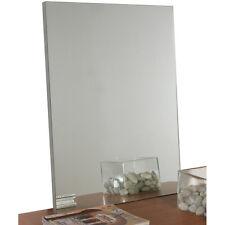 Specchio arredo bagno moderno design semplice da appendere SP3043 L80h60p2