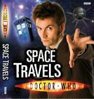 Doctor Who: Space Travels by BBC Hardback Book The Fast Free Shipping