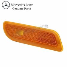 NEW Mercedes W208 CLK320 Front Passanger Right Bumper Turn Signal Light GENUINE