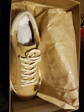 Lucky Brand Womens Lotuss3 Leather Low Top Lace Up Sneakers