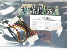 DFI ITOX X100-DC12 DC to DC 12V Converter Board + Cables