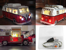 ** LED Beleuchtung KIT für LEGO Volkswagen T1 Campingbus VW Bus 10220 **
