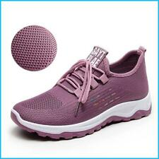 Tennis Shoes Steel Toe Footwear Safety Shoe For Women Mesh Sneakers Casual Flats