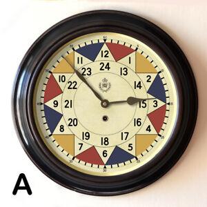 "RAF WW2 Royal Air Force & Sector Wall Clocks 16"" Large fine repros - 5 types"