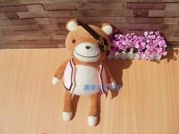 "19"" 1:1 DIABOLIK LOVERS Sakamaki Kanato's Plush Cosplay Teddy Bear Doll Gift"