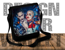 Shoulder Bag, Harley Quinn, joker, dc comics, cross body bag, messenger bag