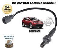 FOR TOYOTA RAV 4 2.0DT 2.2TD D4D 1AD-FTV 2012-> NEW 02 OXYGEN LAMBDA SENSOR