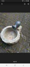 Gartenbrunnen Granit mi Pumpe