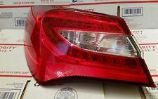 OEM CHRYSLER 200 2011-2013 DRIVER / LEFT SIDE LED TAIL LIGHT PART #05182525AE