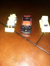 Transformers G1  lot of 3 figures constructicons and black car