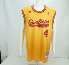 Adidas Hardwood Collection Cavaliers Wallace #4 Jersey Men's Size Large