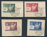 Lot Stamp Germany Poland General Gov't Mi 059-62 1940 WWII Winter Used
