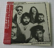 Doobie Brothers-Minute by minute Japon MINI LP CD Nouveau! WPCR - 12356