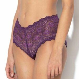 Triumph knickers briefs 'Amourette 300 Maxi' purple plum