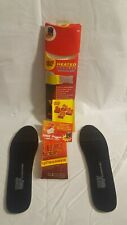 Heat Factory - Heated FootBed Foot Warmers Shoe Boot Insole Inserts -CUT TO SIZE