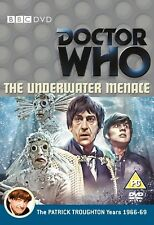 DR WHO 032 (1967) THE UNDERWATER MENACE TV Doctor Patrick Troughton - NEW DVD UK