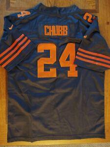 Nick Chubb Cleveland Browns Jersey youth kids Size Medium