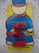 Mothercare vintage 'Teddy Postman' 3 Royal Mail vehicles VAT included