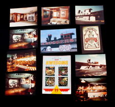 10+ Vtg Holiday Inn Photos Chuggers Train Nashville TN Opryland USA Post Card