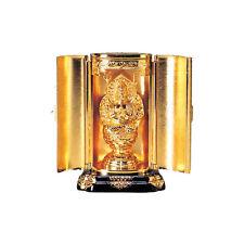 Thousand Armed Avalokiteshwara (Senju Kannon) with miniature shrine and in a box