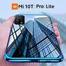 COVER per Xiaomi Mi 10T / Pro / Lite CUSTODIA ELECTRO PELLICOLA VETRO TEMPERATO