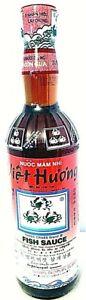 Three Crabs Brand Fish Sauce ( Nuoc Mam Nhi ) 24 oz