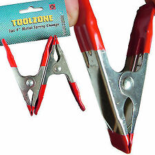 Toolzone Home Spring Clamps
