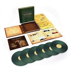 The Lord Of The Rings:-The Return Of The King -6×Vinyl, LP Green Numbered BoxSet