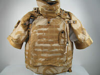 British Army Osprey Desert DPM MKII Combat Soldier Body Armour MOLLE Cover K7/H1