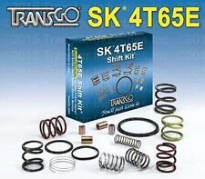 TRANSGO SK® 4T65E TRANSMISSION SHIFT KIT,  Fix Codes P1811 & P0741   1997 - 2008