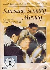 DVD NEU/OVP - Samstag, Sonntag, Montag - Luca De Filippo & Sophia Loren