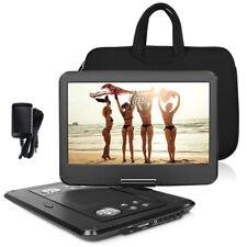 "14"" Tragbarer DVD Player Portable Monitor 1366*768 USB SD AV-IN/OUT 5 Stdn. Akku"